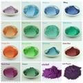 50g Polvo de Mica Mineral Saludable Natural Diy Para Tintura De Jabón Jabón Colorante Jabón En Polvo de sombra de ojos maquillaje Envío Gratis