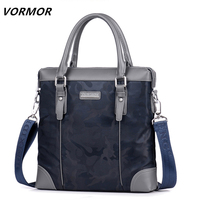 VORMOR Top Sell Waterproof Men Bag Fashion Simple Brand Business Messenger Bags Casual Hand Bag Man Shoulder bags