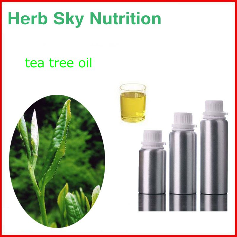100% natural&pure Tea Tree Oil with free shipping, cold pressed