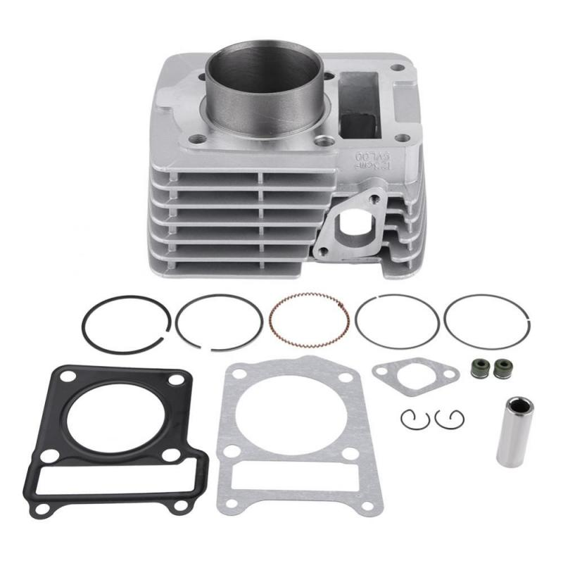 Yamaha 4 Cylinder Motorcycle Engine: New Motorcycle Engine Cylinder Kit Piston Gasket 54mm Bore