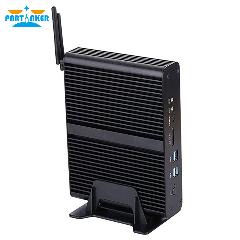 Windows Mini pc i7 4650u i7 4500u Barebone HTPC Intel Nuc Tanpa Kabel - Mini PC - Foto 4
