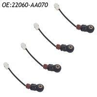 New 4pcs Knock Sensor 22060 AA070 KS98 213 1828 S8683 144 745 For Subaru Impreza Forester