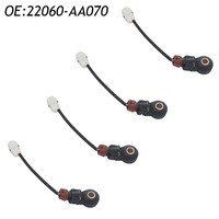 New 4pcs Knock Sensor 22060 AA070 KS98 213 1828 S8683 144 745 For Subaru Impreza Forester
