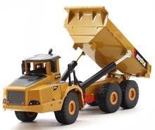 1:50 сплав шарнирный самосвал Модель игрушки, высокая имитация сплава Инженерная модель автомобиля, МЕТАЛЛ diecasting, оптовая продажа