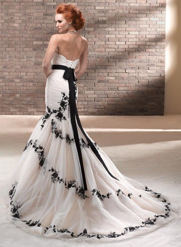 Rose Wedding Dresses
