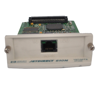 100pcs FOR HP 610N JETDIRECT 10 100TX J4169A NETWORK PRINT SERVER shipping free by EMS