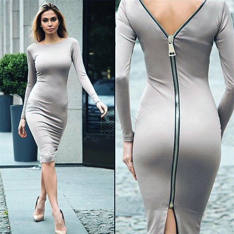 2016-Women-Party-Dress-Elegant-Evening-Zipper-Bodycon-Sexy-Long-Sleeve-Ladies-Vestidos-Autumn-Club-Slim