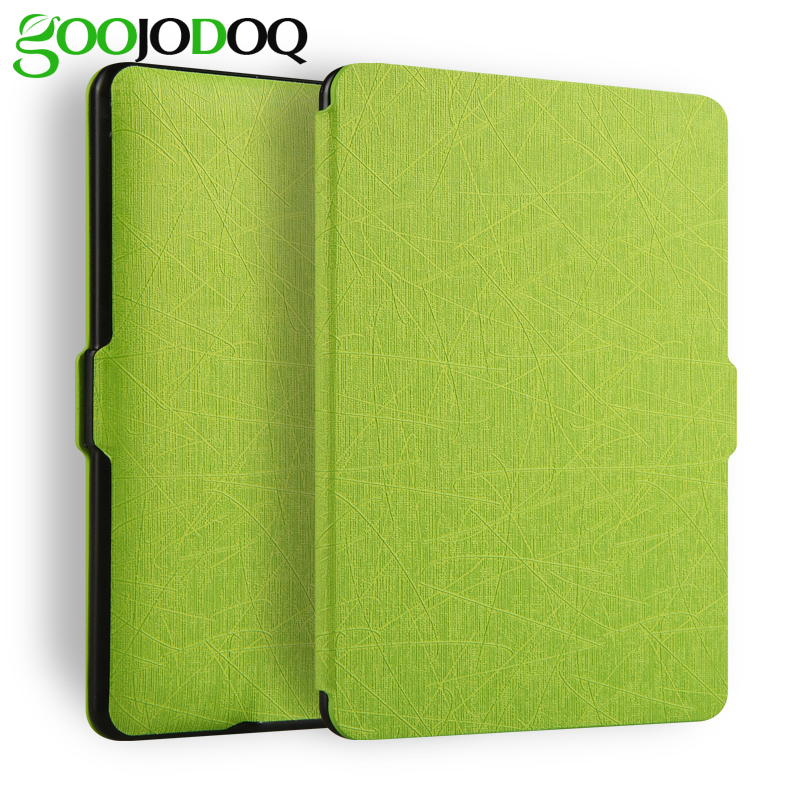 For Kindle Paperwhite Case,Light Weight Smart Cover Auto Wake Up/Sleep for Amazon All Kindle Paperwhite 3 2 1 E-book Reader 6 high quality cross pattern ultra slim folio leather case flip wake up sleep smart cover for amazon kindle paperwhite 1 2 3 6