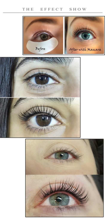 ad030d5138f ... 30 Days Long Lasting Mascara Waterproof Black Color Eyelash Tint Kit  Thick Long Lash Extension Eye