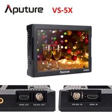 Aputure VS-5X beruf monitor SDI-HDMI-EINGANG und ausgangswellenform vectorscope mit SDI timecode beste SDI-monitor