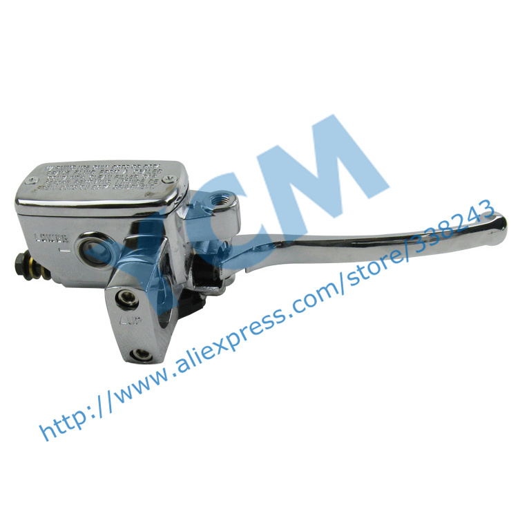 цены  Big Chinese King Scooter And Electric Motorcycle Disc Pump Front Disc Brakes Pump Right Pump Scooter Parts DGW-SB-R