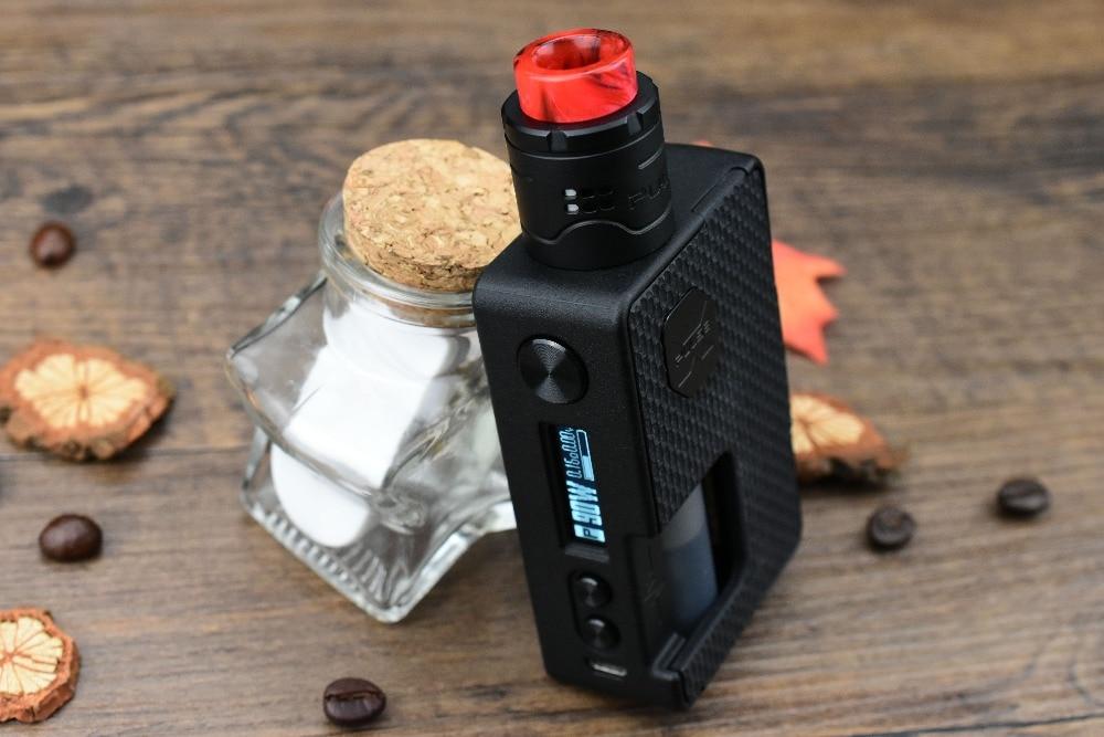 Original Vandy Vape Pulse X BF Kit Pulse BF Box Mod 90W With Squonk Bottle  30ml(optional) Pulse X RDA Tank E Cigarette Vape Kit