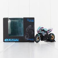 Figma Racing Miku EX Ride Spride 06 TT Zero 13 PVC Action Figure Toys Kids Doll