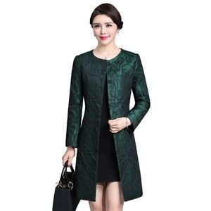 Высокое качество, бесплатная доставка, новинка, осеннее пальто для матери, куртка для пожилых людей, зимняя куртка среднего возраста, темпер...