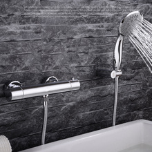 with and Set thermostatic