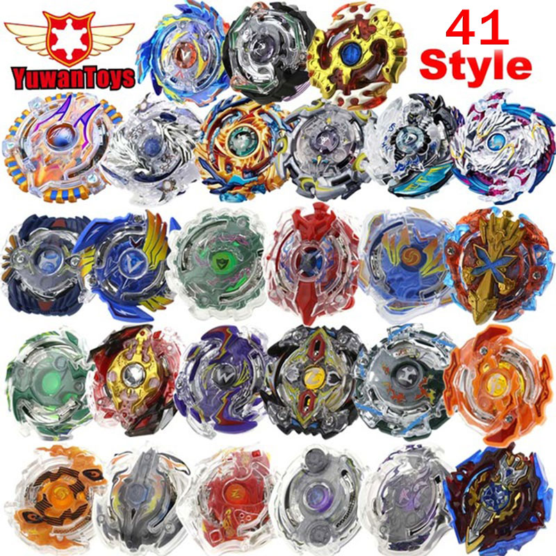 41 style beyblade burst toys without launcher and box beyblades blades b129 metal fusion god - Toupi blade blade ...