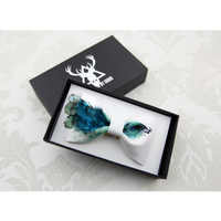 High quality Fashion men feather bow tie Accessory wedding party business Polyester silk Bow Tie For Men Butterfly Neck Ties