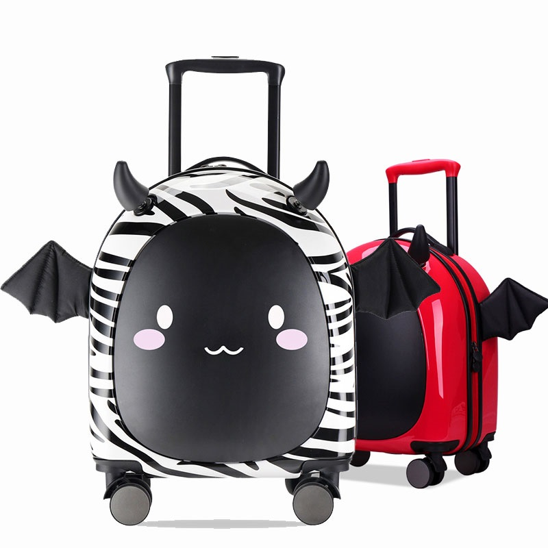 Brand Children Rolling Luggage Wheels Travel Bag Cute Cartoon Trolley Case Carry on Student Kid Suitcase Brand Children Rolling Luggage Wheels Travel Bag Cute Cartoon Trolley Case Carry on Student Kid Suitcase