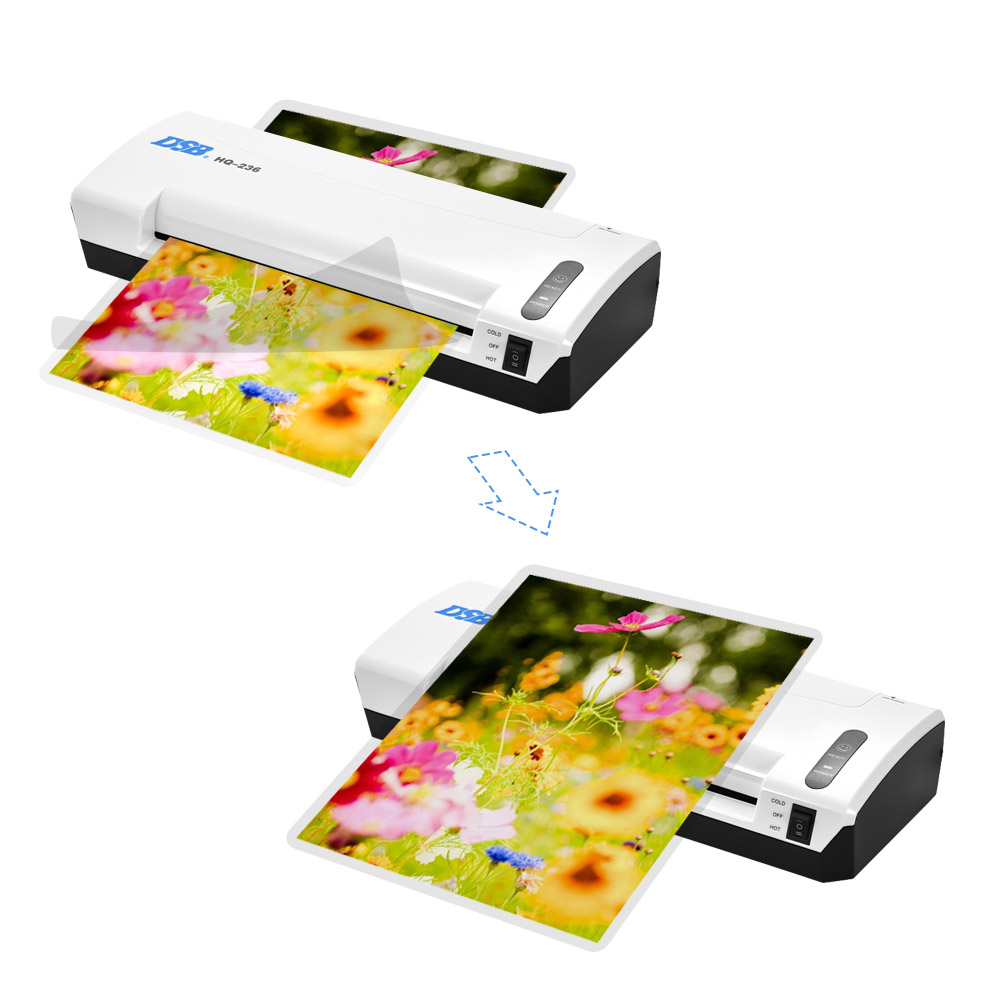 A4 Fast Speed Photo Laminator 24
