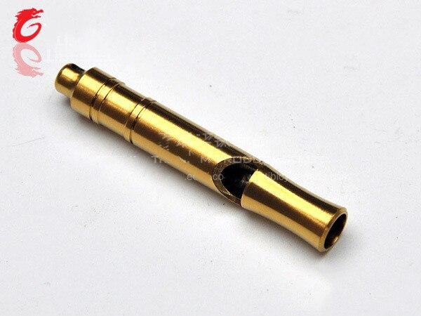 Apito do Árbitro Portas Apito Sobrevivência Ouro/sliver Logo