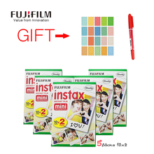 100 Sheet Film Fuji Paper font b Photo b font Fujifilm Instax Mini Instant font b