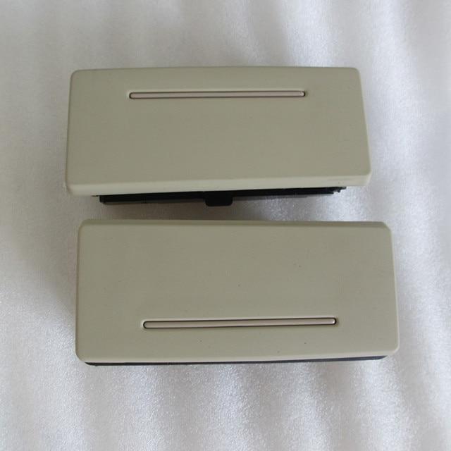 PAIR Deep beige  CAR  DOOR  Rear  ashtray  FOR  AUDI A6 C5 C6 1998-2011  4B0 857 406 B  4B0 857 405 B