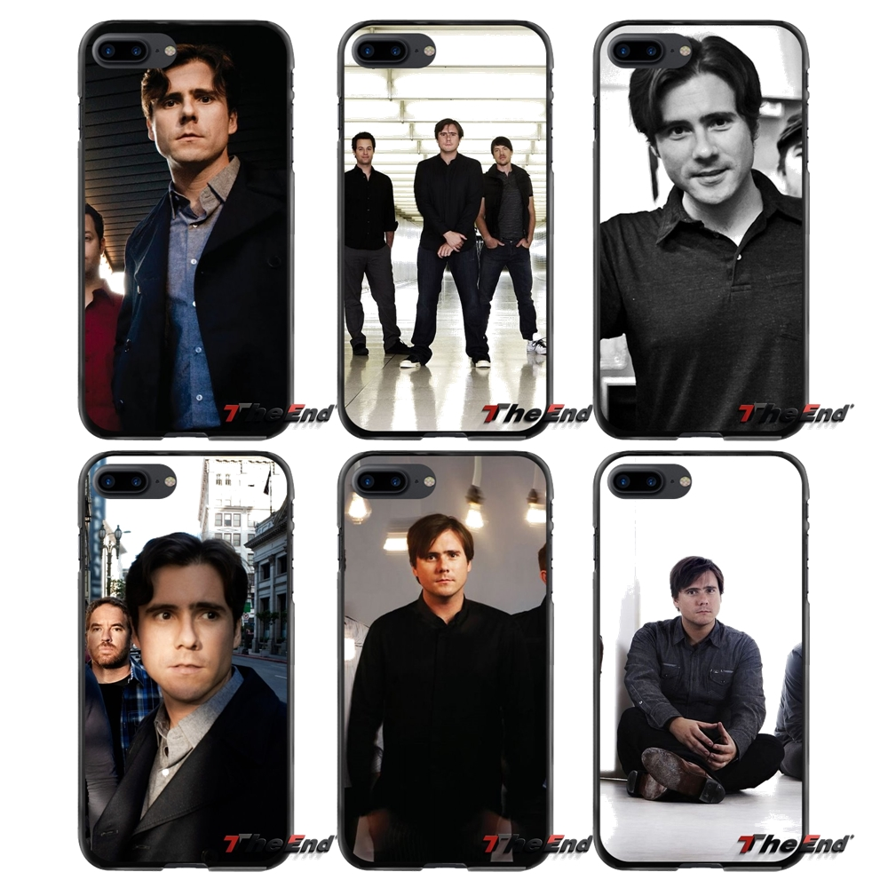 Accessories Phone Shell Covers For Apple iPhone 4 4S 5 5S 5C SE 6 6S 7 8 Plus X iPod Touch 4 5 6 Music Jimmy eat world