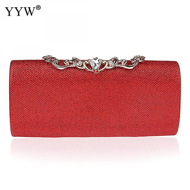 cf8601fc648 Fashion Clutch Bag New General Section With Crystal Women Evening Bags Zinc  Alloy Luxury Bolsa Feminina