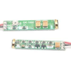 Image 2 - Ausgang Volumen Einstellbar Sonder MIC Mikrofon Modul Audio Pickup Adapter Modul mit Pre verstärker für CCTV IP Kamera Accesso