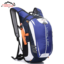 LOCAL LION 18L Bicycle Bag Mountain Bike Outdoor Climbing Hiking Breathable Cycling Backpack Riding Bags