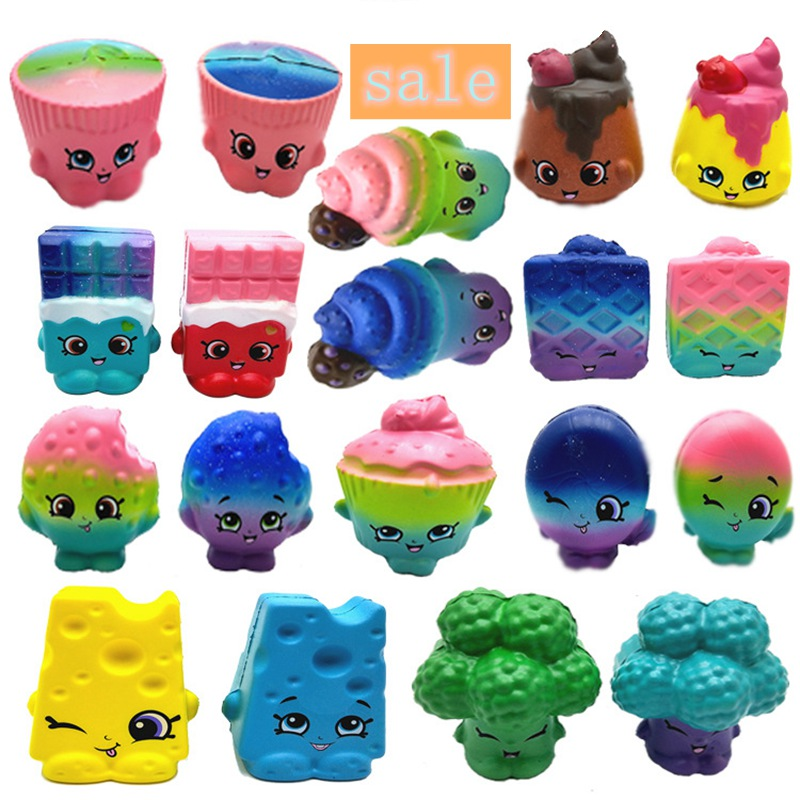 Amiable Horse Wholesale 11cm Squishies Slow Rising Jumbo Kid Toys Squishy Slow Rising Phone Straps Sweet Scented Bread Cake Toy #1 Sale Price Mobile Phone Accessories Cellphones & Telecommunications