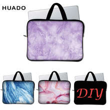 10 12 13 15 17.3 inch Laptop Sleeve Waterproof Shockproof Pouch Bag Tablet Case Cover
