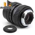 25mm f1.4 CC TV C mount Lens + C to Micro M4/3 / NEX / N1 / Pentax Q  /Fuji / M M2 Adapter Suit For Sony Camera + Lens Cap
