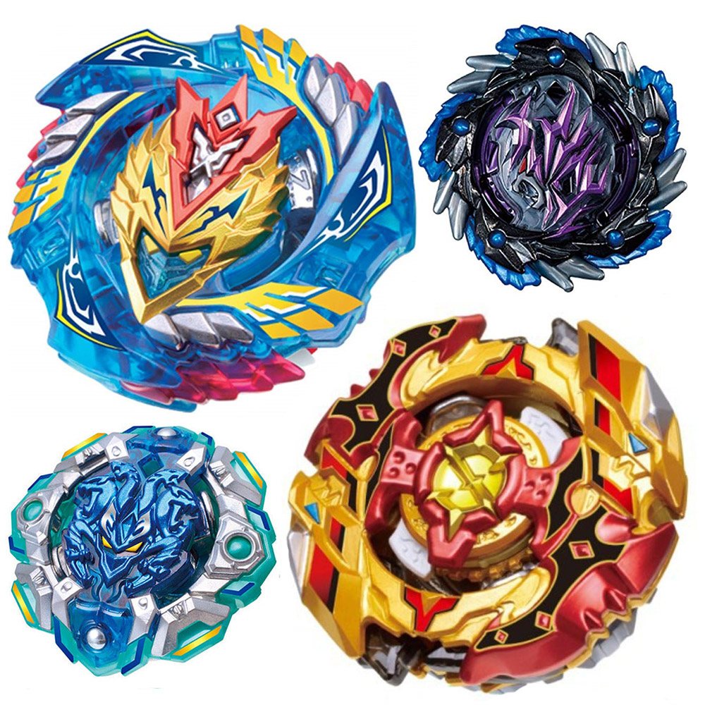 Latest Hot Sale Launchers Beyblade Burst B-128 B-122 Toupie Bayblade Bursts Metal God Spinning Top Bey Blade Blades Toy