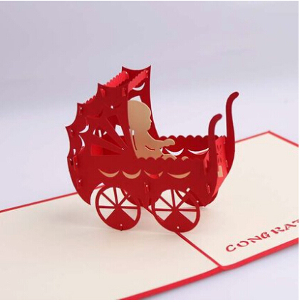 online get cheap carriage baby shower invitations -aliexpress, Baby shower invitations