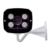 GADINAN 48 V POE Câmera IP CCTV 720 P 960 P 1080 P Night Vision onvif bala câmera poe câmera ip p2p full motion alarme de detecção HD