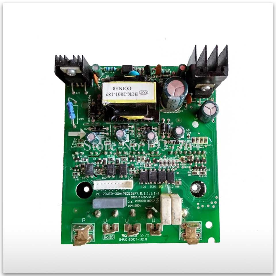 used for Air conditioning computer board circuit board ME-POWER-30A (PS21267) ME-POWER-30A(PS21867) good working good me bad me