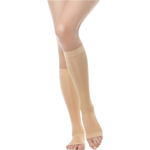 Unisex Open Toe Knee High 30-4