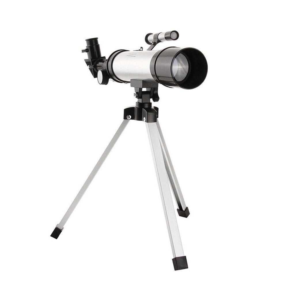 360x50mm Astronomique Télescope Tube Lunette Monoculaire Spotting Scope w/Trépied ultra-léger Durable capacité de mise au point a7