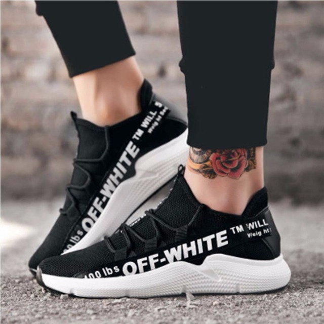 OLOMM 2018 Casual Shoes Men Breathable Autumn Summer Mesh Lovers Shoes Brand Femme Chaussure Ultras Boosts Superstar Sneakers 3