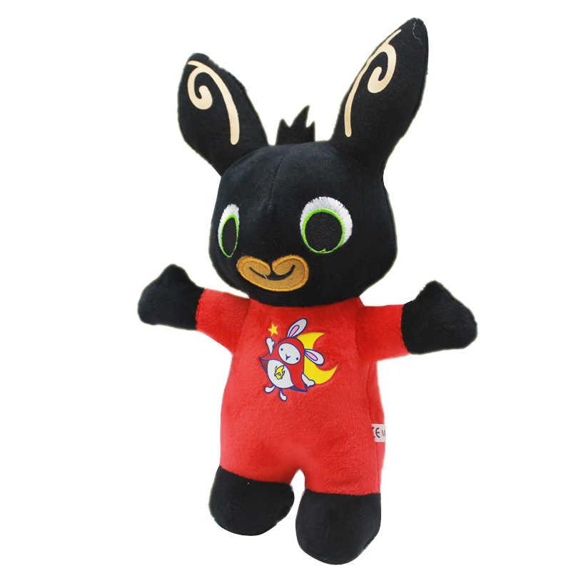 1 pcs Bing Sula Toy Coelho de Pelúcia Boneca Brinquedos de Pelúcia de Coelho Coelho Stuffed Animal Macio Brinquedos Amigos do Bing Bing brinquedos de pelúcia para As Crianças