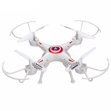 Captain America RC Drone 2.4GHz 6-Axis Remote Control Helicopter RC Quadcopter Boy Kids Toy Syma JJRC Christmas Gift