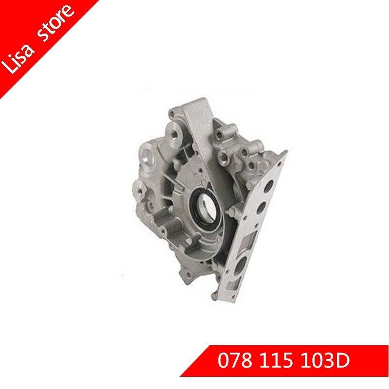 High quality new Oil pump  for AUDI A4 A6 A8 OEM: 078115103D|Oil Pumps| |  - title=