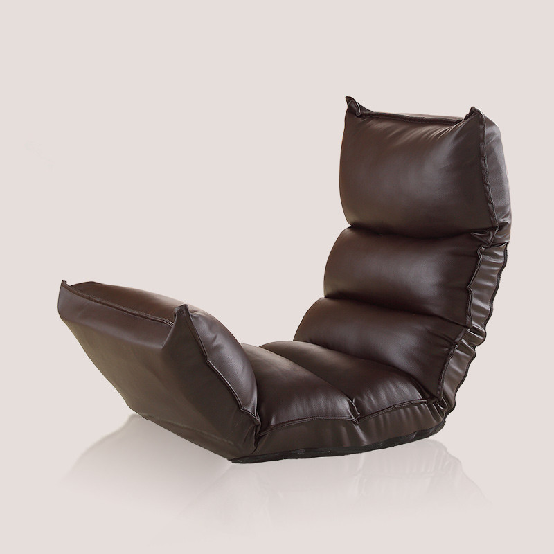 Modern Lounge Furniture Sofa Chair Indoor Living Room Upholstered Chaise  Lounge 4 Colors Floor Folding Adjustable