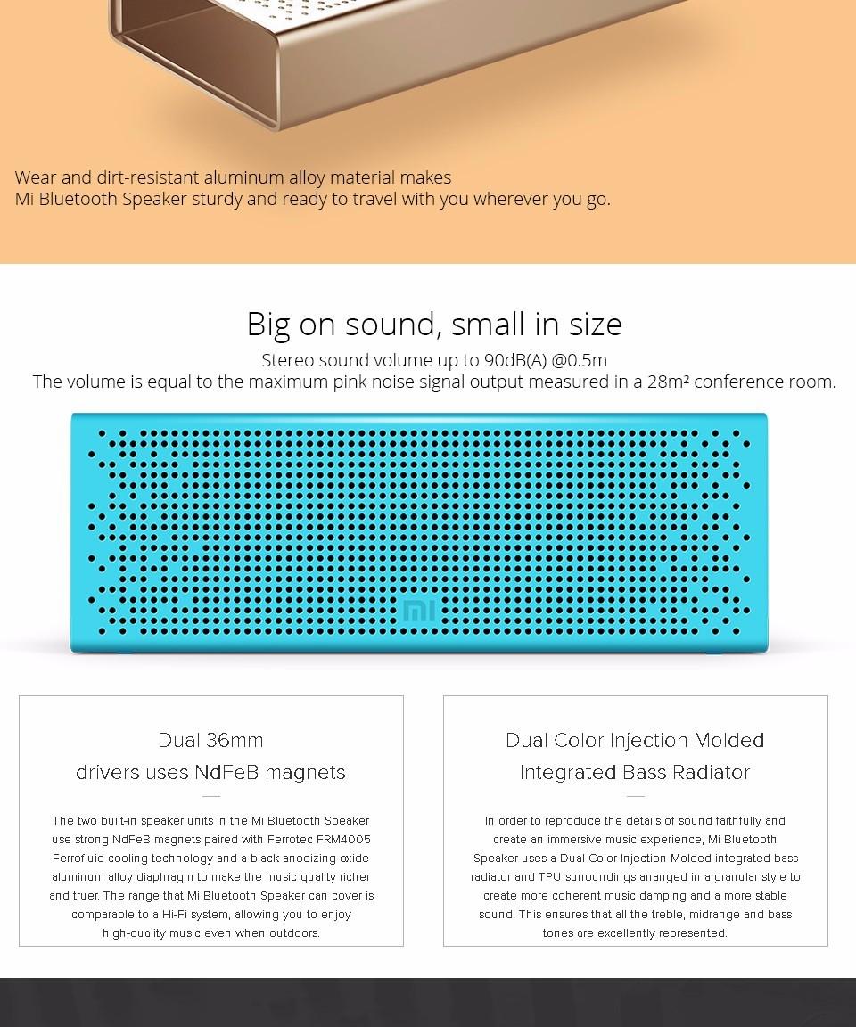 mi Bluetooth HIFI Speaker (4)