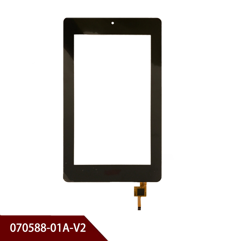 7inch touch screen for <font><b>acer</b></font> Iconia One 7 <font><b>B1</b></font>-<font><b>730HD</b></font> <font><b>B1</b></font>-730 tablet gateway 070588-01A-V2 glass digitizer panel for free shippin image