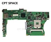 YTAI Für ASUS X401A X501A X301A Laptopmotherboard REV2.0 DDR3 PGA989 mainboard 100% arbeits