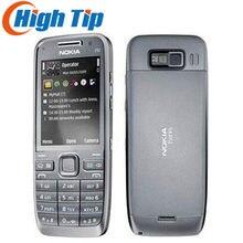 Supporto tastiera russa Nokia E52 cellulare 3G telefono sbloccato fotocamera originale 3.2MP ricondizionata 1 anno di garanzia spedizione gratuita