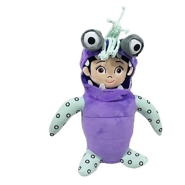 Monsters Inc. 25cm  Plush Baby Boo Dressed as Monster Doll