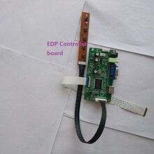 """Для B116XW05 V1 драйвер VGA EDP 1366 × 768 30pin ЖК-дисплей DIY HDMI плата контроллера экран дисплей 11,"""" монитор СВЕТОДИОДНЫЙ"""